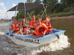 Užijte si pravidelné výletní plavby po Vltavě!