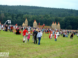 V bitvě o hrad Slamburk zvítězili všichni!