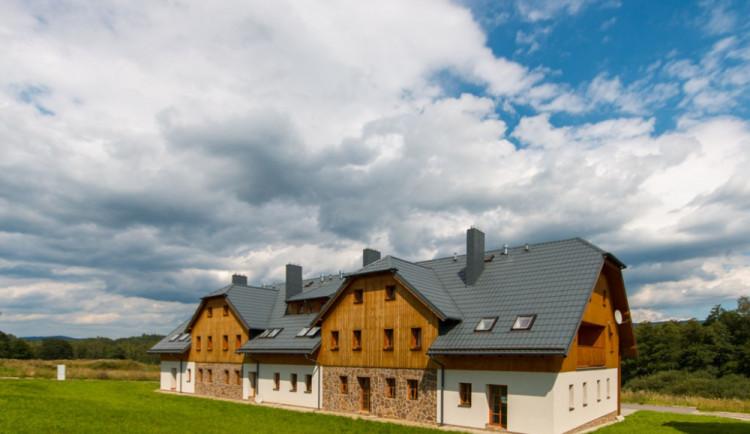 Díky apartmánům v Nové Peci ožije další kout Lipenska