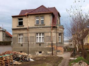 Vyhlášený squat v Pětidomí znovu ožívá