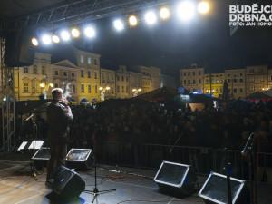 Den s Budějckou Drbnou už dnes od 16 hodin!
