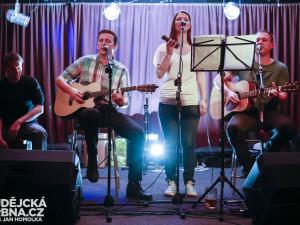 Kapela The Greens si odbyla koncertní premiéru