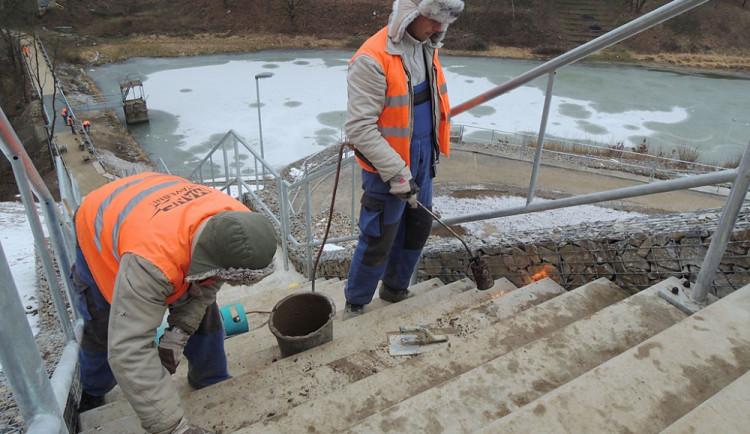 Dvě části Týna nad Vltavou spojila nová pěší komunikace