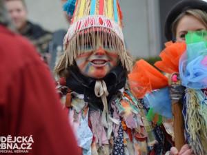 Radostice patří k vesnicím s tradiční masopustní koledou