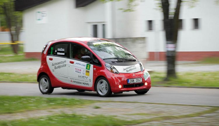 New Energies Rallye Český Krumlov: Ojedinělý závod vozidel s alternativními pohony