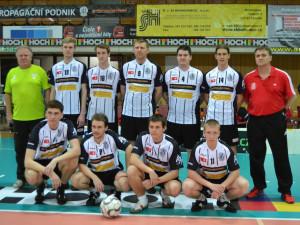 Do nové sezony vstupují budějčtí nohejbalisté zápasem proti Vsetínu