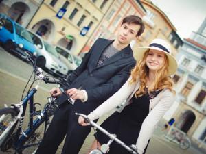 Druhý ročník soutěže Do práce na kole v Budějovicích
