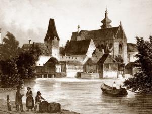 Likvidaci Rybářské brány, pokladu města, si na městské radě vydupali krupaři