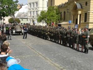 Krev, křik raněných, palba... Boj o České Budějovice vzbuzoval nemalé emoce