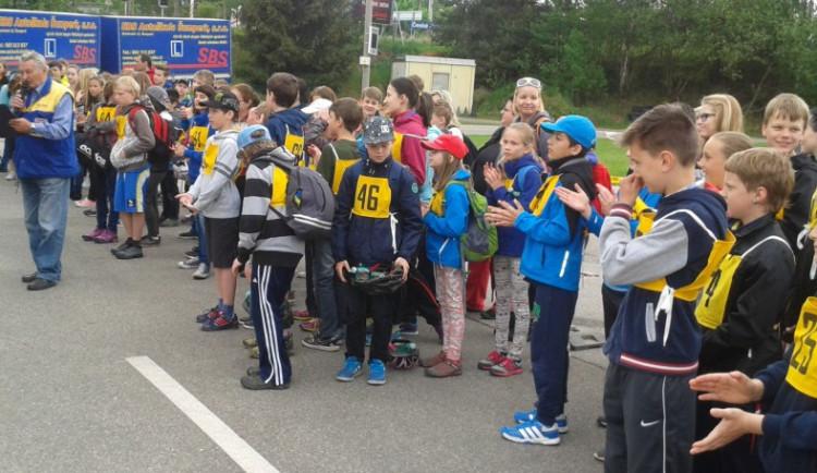 Největší převahu měla v okresním kole dopravní soutěže CZŠ Rudolfovská
