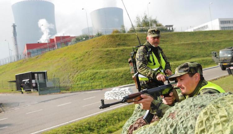 Armáda si procvičí ochranu Temelína proti útoku ze vzduchu