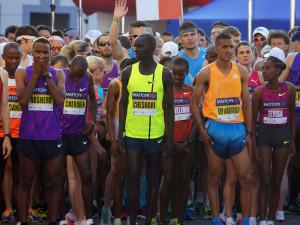 Budějcký půlmaraton ovládli Keňané, obyvatele ale trápily uzavírky, přes které nemohli domů