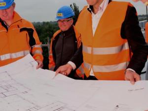 Výstavba nového pavilonu Perinatologického centra jde do finiše
