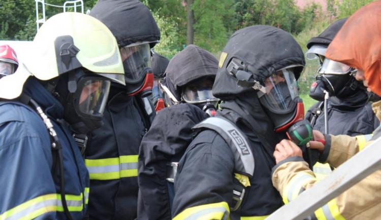 Na Českobudějovicku unikal po havárii plyn z potrubí