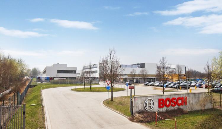 Robert Bosch dosáhl loni rekordního obratu. Činil téměř patnáct miliard