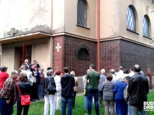 Kostel sv. Anežky České stojí v Českých Velenicích již 80 let