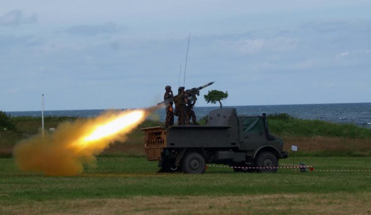 V Boleticích začalo mezinárodní cvičení pozemních jednotek protivzdušné obrany