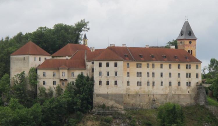 Dětští návštěvníci vimperského zámku se seznámí s renesanční zahradou