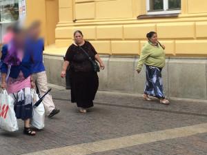 Na Lannovu ulici se vrátili pochybní prodejci kosmetiky