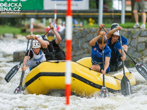 Vodácký areál Lídy Polesné bude hostit Evropský pohár v raftingu