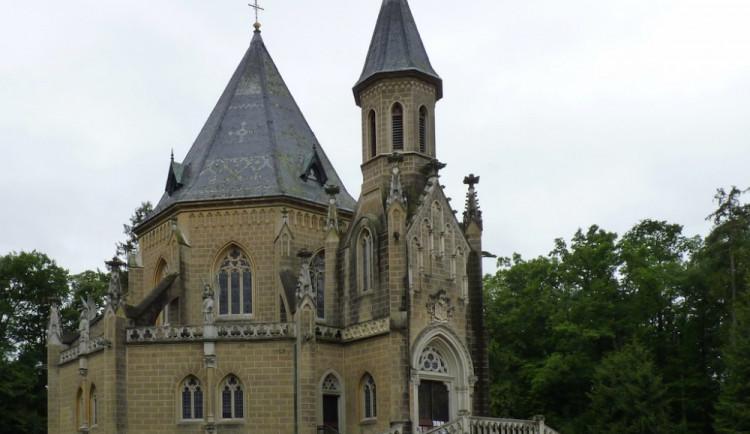 Před Schwarzenberskou hrobkou v Třeboni se uskuteční mše svatá za Jana Adolfa I.