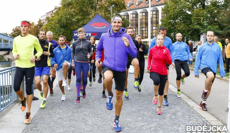 České Budějovice mají dvě nové outdoorové tratě na běhání