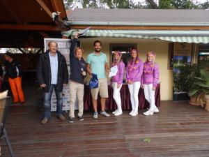 V rámci Mezinárodního filmového festivalu Voda Moře Oceány se hrál i golfový turnaj
