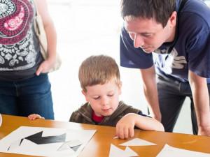 Charitativní stezka pro děti zpříjemní v NC Géčko rodinám s dětmi téměř letní sobotu