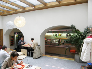 Mezinárodní kuchyně provoněla Greenhouse restaurant