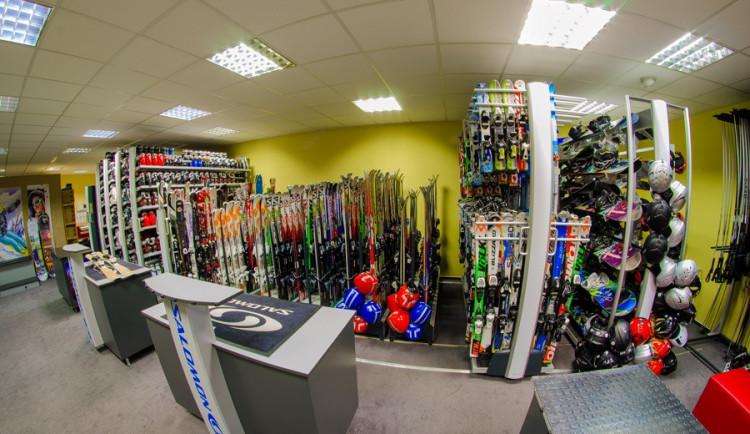 Připravte se na lyžařskou sezonu s Wave Sportem