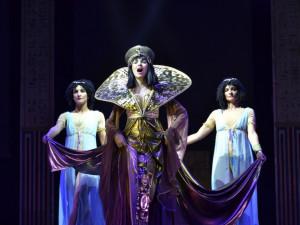 Nejúspěšnější český muzikál Kleopatra míří do Budějc