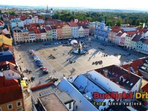 V pátek 20. listopadu vyvrcholí oslavy 750 let města České Budějovice