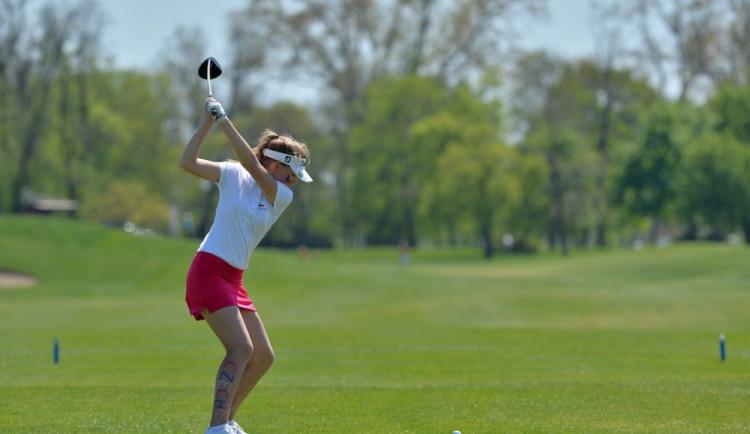 Jihočeská golfistka Gabriela Vítů byla oceněna za své výsledky