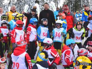 Tři, dva, jedna, START! Zimola a Neumannová odpočítali zahájení projektu Jižní Čechy olympijské