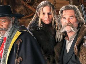 RECENZE: Tarantinových Osm hrozných je filmová lahůdka pro otrlé