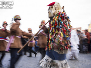 KULTURNÍ TIPY: Navštivte tradiční oslavy masopustu i divadlo všech žánrů
