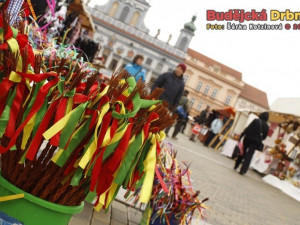 KULTURNÍ TIPY: Jarní trhy zaplní českobudějovické náměstí