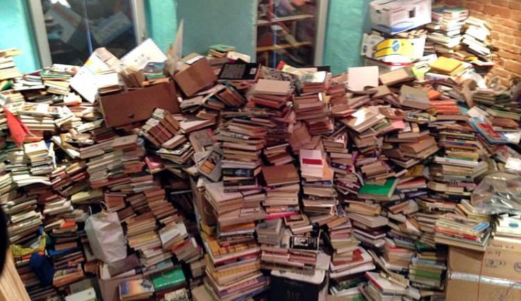 Svátek všech čtenářů se blíží. V Hořicích na Šumavě vypukne Velký knižní bleší trh