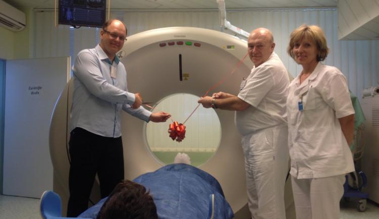 Prachatická nemocnice dnes otevírá novou magnetickou rezonanci