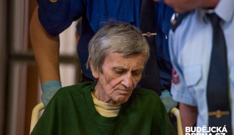Syn podle obžaloby zavraždil matku. Bylo jí 83 let
