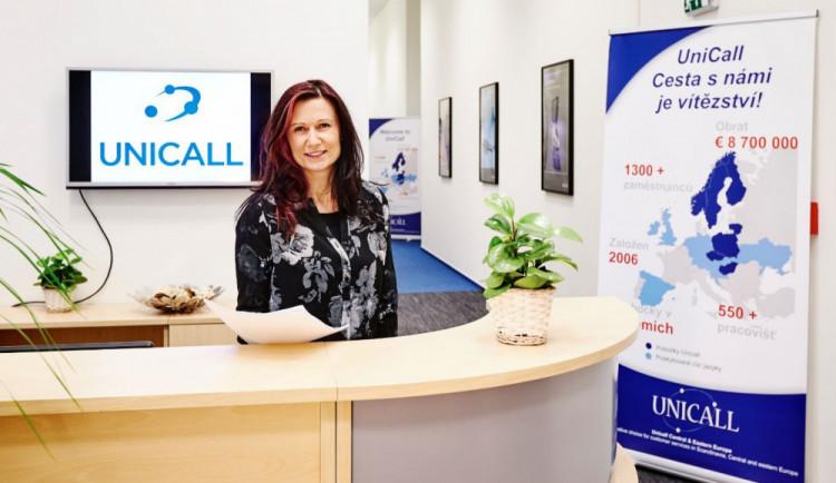 UniCall hledá specialistu prodeje
