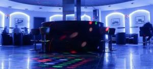 Kromě klasického programu můžete do Music Clubu Lannova 33 zajít i na hokejové přenosy