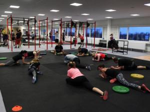 První Den otevřených dveří v Performance Power Center nabídne program plný cvičení