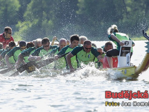 Letní sezonu na Lipně odstartují dračí lodě, vrcholem bude Olympijský park Rio - Lipno 2016