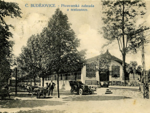 Tento týden uplynulo 120 let od otevření první restaurace v areálu Budějovického Budvaru