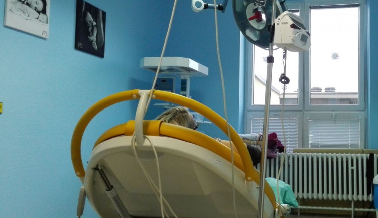 V písecké nemocnici se rodí přirozeně