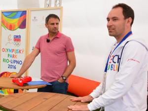 Hejtman zjišťoval, jak jsou obce na Lipensku připraveny na otevření olympijského parku