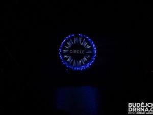 Show Circle v rámci Vltava žije nabídne paralelu mezi naplněním života a symbolem pěti kruhů