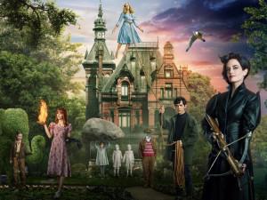 RECENZE: Ztracený Tim Burton a Sirotčinec slečny Peregrinové pro podivné filmy