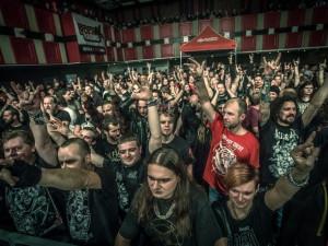 Festival Dead End navštívila maďarská hvězda Ektomorf